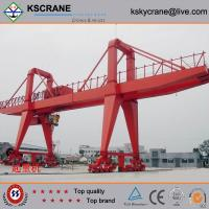 China High Working Efficiency Cantilever Gantry Crane 32ton For Gantry Crane on sale