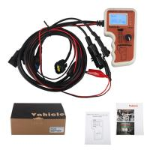 China CR508 Auto Diagnostic Tool Simulatorby Rail Pressure Tester for Denso BOSCH Delphi wholesale