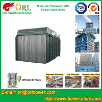 China Gas Air Preheater CFB Boiler APH In Power Plant Heat Preservation wholesale