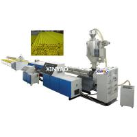 Buy cheap HDPE prestressed corrugated pipe extrusion machine(50-160mm) from wholesalers