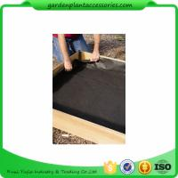 "Quality Black Raised Garden Bed Plastic Liner 3"" Liners Are 10"" High Four sizes: 3' x 3', 3' x 6', 4' x 4' and 4' x 8' 1years for sale"