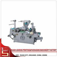 China Microcomputer Control Auto Slitting Machine , Small Size slitter rewinder machine on sale