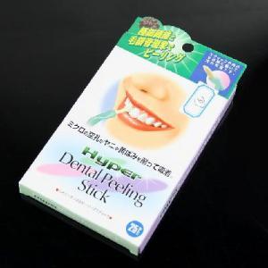 China Whiten Teeth Tooth Dental Peeling Stick + 25 Pcs Eraser wholesale