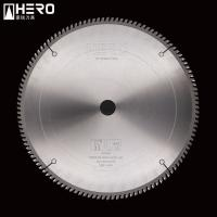 China High Strength Aluminum Cutting Circular Saw Blade Straight Running Non Rust wholesale