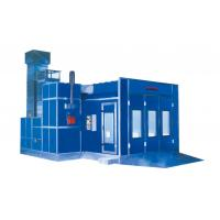 China Electric Infrared Spray Painting Booths 17.5KW , 220V For Car Spraying wholesale