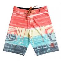 China Sexy Fashionable Beach Shorts, Breathable, Nontoxic, Quick Dry, Soft and Comfortable wholesale