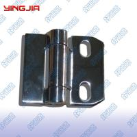 China 01211  Truck container stainless steel door hinge with or w/o holes wholesale