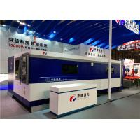 China Humanization Design Sheet Metal Laser Cutting Machine for Stainless Steel wholesale