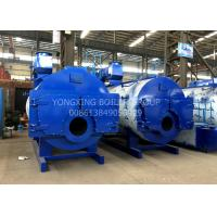 China 2800kW  Gas Fired Hot Water Boiler Oil And Gas Boiler Good Insulation on sale