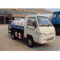 Buy cheap 1000 L - 2000 L 4x2 Drive Small  Fire Fighting Truck,  Foton forland water tank truck, 68hp product