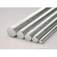 Buy cheap threaded rod, stud bolt, DIN975, A193 B7, A320 L7 from wholesalers