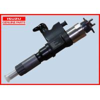 China Fuel Injector Nozzle ISUZU Genuine Parts 8976097886 For FSR / FTR High Precision wholesale