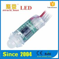 Outdoor Advertising IP67 DC5V 12MM IC16716 RGB Full Color LED Pixel Light