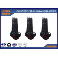 China 33m Submersible Sewage Pump , submersible discharge pond drain pump wholesale