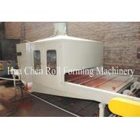 China Automatic Stone Coated Roof Tile Machine , Vermiculite Roof Tile Forming Machine wholesale