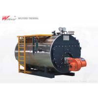 China Sufficient Output Gas Fired Steam Boiler , Low Pressure Steam Boiler wholesale