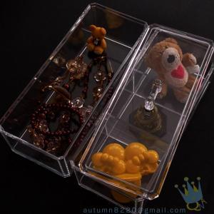 China acrylic perfume organizer wholesale