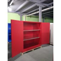 China Steel Venting Flammable Storage Cabinets For Laboratory Paint And Inks wholesale