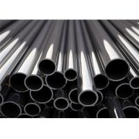 China Round Stainless Steel Tubing 201 304 316L 321 Grade Heat - Resistant wholesale