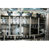 China 15KW Glass Bottle Water Beverage Carbonated Filling Machine wholesale