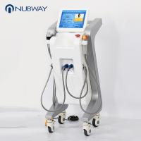 China Professional two handles RF Microneedle skin rejuvenation stretch mark removal machine wholesale