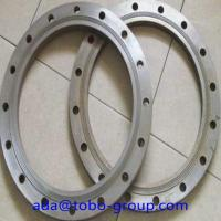 "China ASME UNS S32760 8"" Forged Steel Flanges / Socket Weld Flange For Connection wholesale"