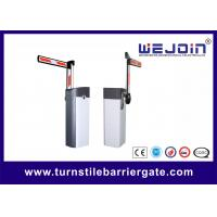 China Electronic Barrier Gates with 90degree square&folding arm wholesale