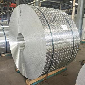 China pebble embossed aluminum sheet Embossed Diamond Aluminum Plate 1050 embossed aluminum coil wholesale