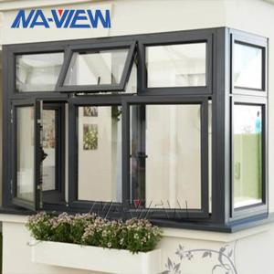 China Modern Custom New Design Energy Saving Aluminium Small Awning Windows wholesale