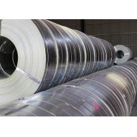 China Anti Corrosion Surface Hot Dip Galvanized Steel Strip For Industry Long Life Span wholesale