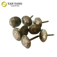 China Furniture hardware decorative sofa nail upholstery nail heads with high quality wholesale