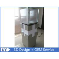 China Manufacturer supplier modern simple style glass display cabinets with custom size wholesale