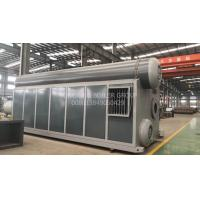 Quality Pharmaceutical Gas Fired Steam Boiler Industrial Water Tube Boiler Natural Gas for sale