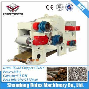 China Tree logs cutting machine wood chipper wholesale