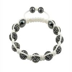 China Crystal Bangle Bracelets CJ-B-109 wholesale