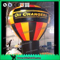 China 420D Oxford Cloth Inflatable Advertising Balloons , Digital Printing Inflatable Balloon wholesale