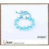 China Hot Selling Handmade Bracelet with crystal BZ022 wholesale
