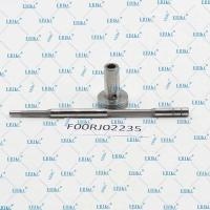 China Slivery Color Bosch Injection Valve Auto Fuel Engine Valves F00R J02 235 0445120101 on sale