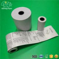 China Durable Thermal Credit Card Paper Rolls 80x80 POS Receipt Till Paper 3 1/ 8 X 230