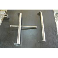 China Shop Display Hooks Black 1.2MM Thickness For Supermarket wholesale