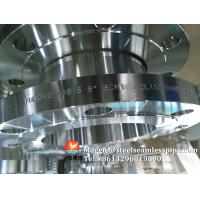China Stainless Steel Flange ASTM A182 F304 F316L F51 F53 F55 FF RF RTJ SERIES A SERIES B CLASS150#~2500# wholesale