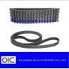 China DA type double side timing belt, type XL L H XH T5 T10 T20 AT5 AT10 AT20 3M 8M 14M S5M wholesale