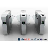 Quality Anti - Reverse Retractable Turnstile Barrier Gate RS232 /  RS485 550mm Passage Width for sale