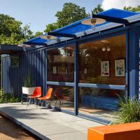 China Modern Design Modular 40ft Shipping Container house with Toilet and kitchen wholesale