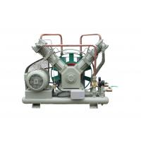 China Non - Lubricated 3 Row 5 Stage Oxygen Compressor For Air Separation Plant wholesale