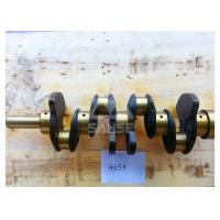 China 4D56 Engine Crankshaft , forged steel crankshaft for Mitsubishi diesel engine parts on sale