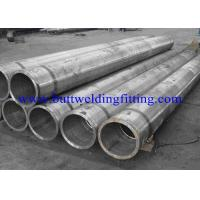 China Alloy 28, Sanicro® 28 Nickel Alloy Pipe  ASTM A312 UNS N08028 wholesale