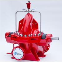 China UL Listed Fire Fighting Water Pump 1250 GPM Fire Pump For Pipelines Bureaus wholesale
