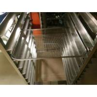 China Bakery Display Stainless Steel Tray Rack Trolley For The Oven Chamber wholesale
