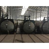 China ASME Standard AAC Autoclave Pressure Vessel Autoclave With Autoclaved Aerated Concrete Block wholesale